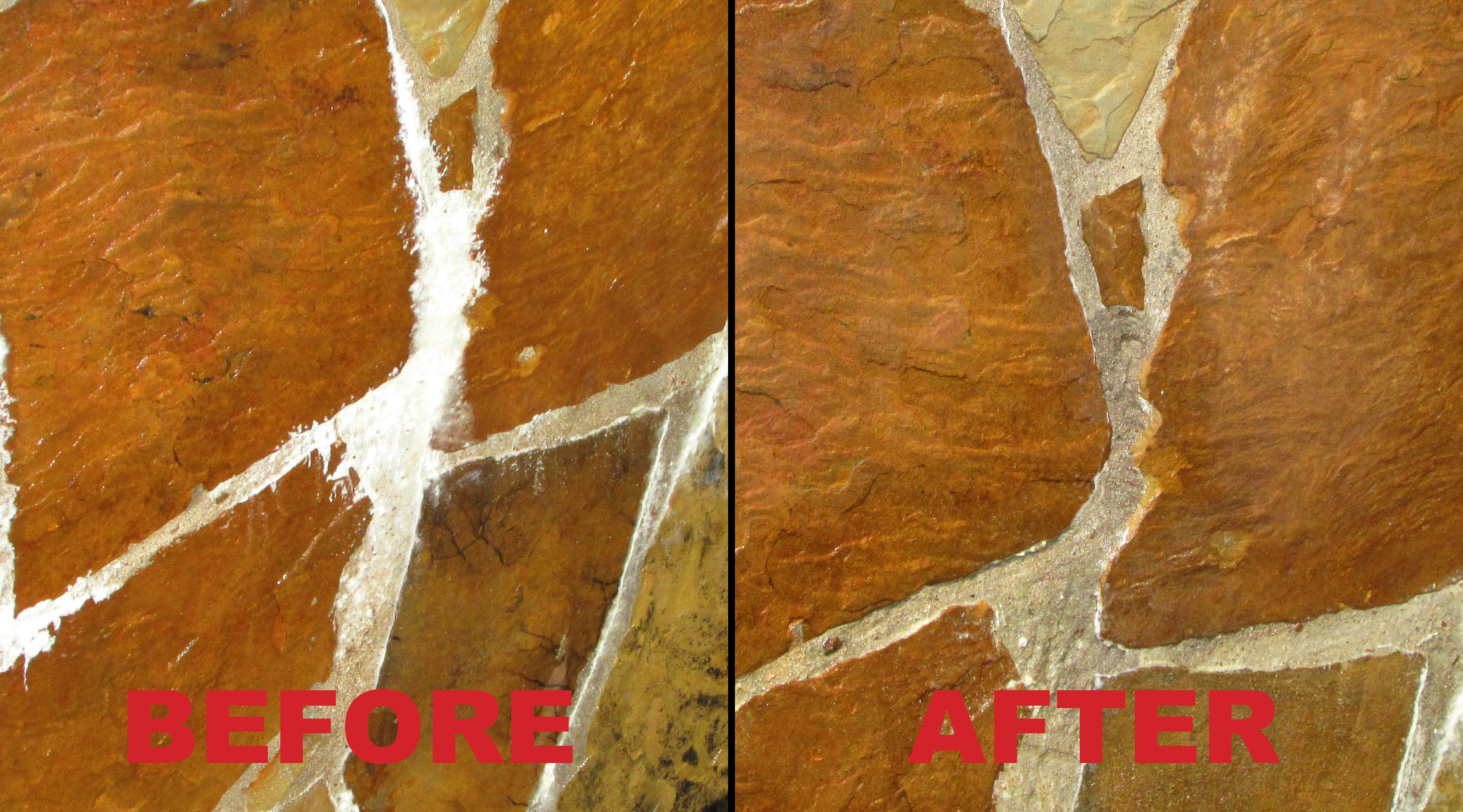 Natural Stone Travertine Mold Removal