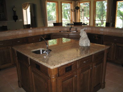 Marble Kitchen Counters - Polish, Clean and Seal