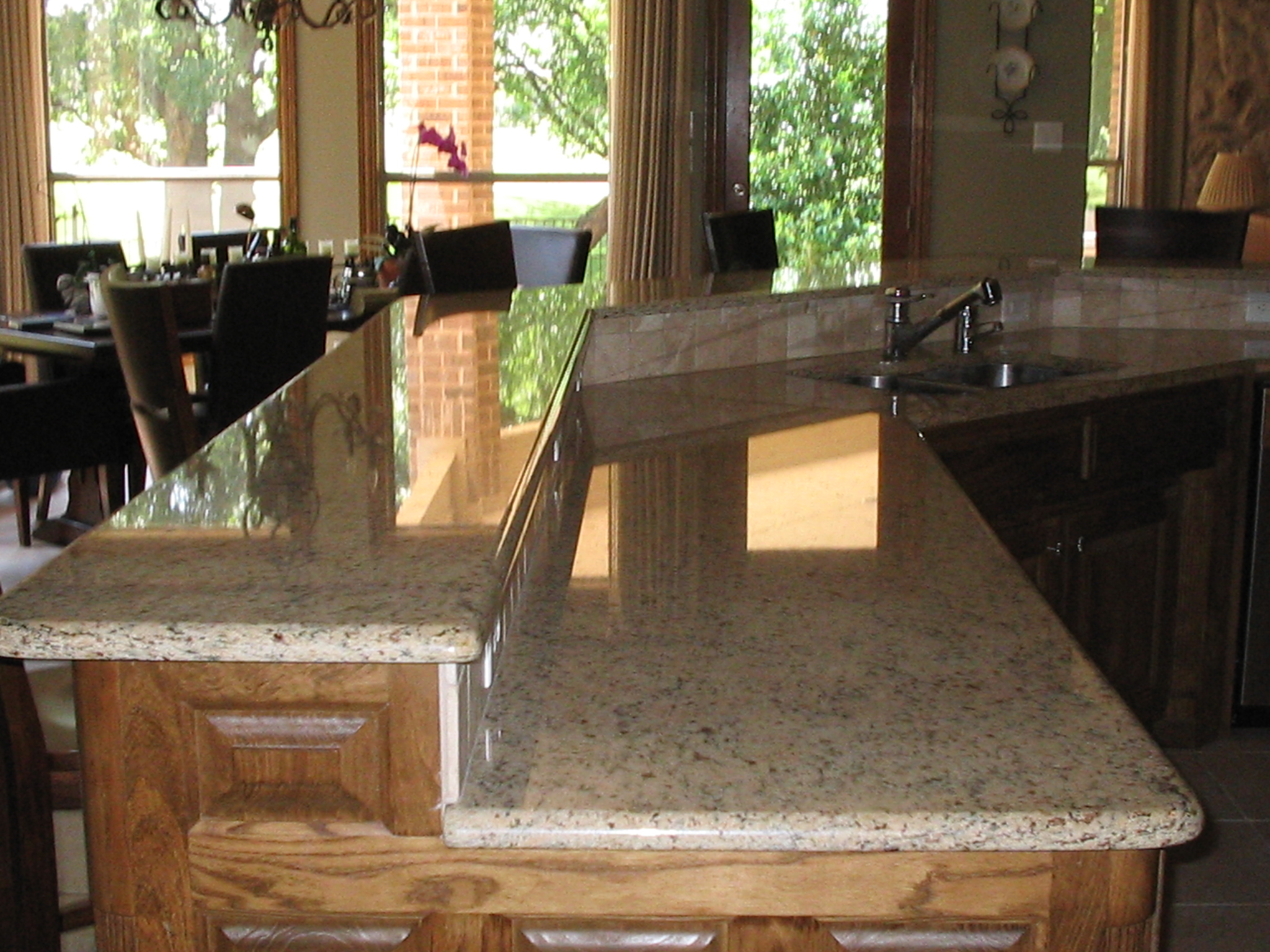 enter backsplash here stone to granite kitchen how image countertops questions caulk description countertop sealing counters